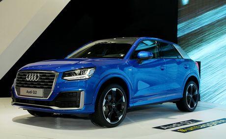 Audi Q2 va Audi A5 Coupe gianh giai thuong lon - Anh 3