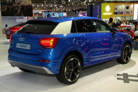 Audi Q2 va Audi A5 Coupe gianh giai thuong lon - Anh 4