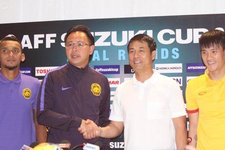 AFF Cup 2016: Ong Kim Swee co so tuyen Viet Nam khong? - Anh 1