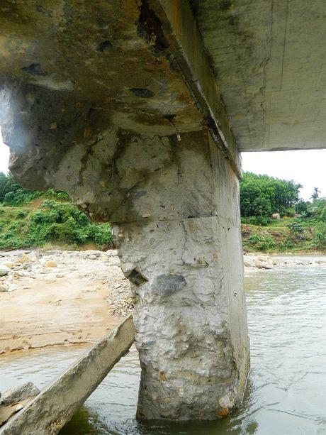 Vu 'Cay cau khong sat': Tong doi TNXP tra loi chua thoa dang - Anh 3