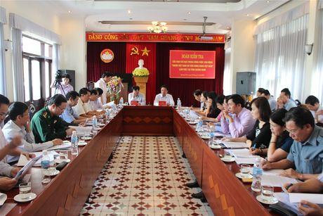 Kiem tra thuc hien CVD 'Nguoi Viet Nam uu tien dung hang Viet Nam' tai Quang Ninh - Anh 1