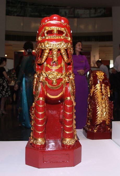Trien lam 200 linh vat Viet tai Bao tang nghin ti - Anh 2