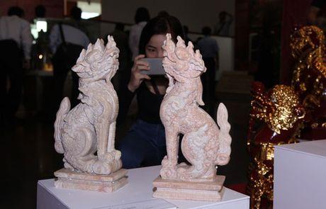Trien lam 200 linh vat Viet tai Bao tang nghin ti - Anh 4