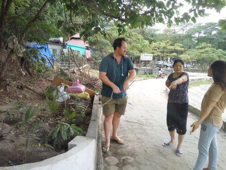 Ha Noi: Bao cao su noi trang ho Linh Dam - Anh 3