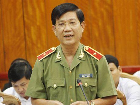 Thu tuong bo nhiem Thu truong Bo Cong an, Y te - Anh 1