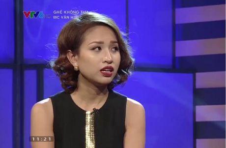 Thanh Van Hugo bat khoc khi hong mot mat va mat dan giong noi - Anh 1