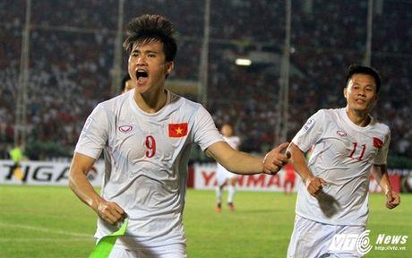 Tra chanh chem gio: Dac san phan cong cua doi tuyen Viet Nam - Anh 1