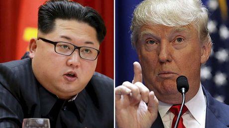 Trieu Tien gui thong diep hoa binh toi Tong thong dac cu Donald Trump - Anh 1