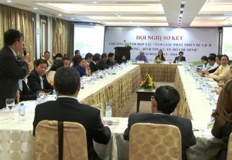 Hop tac phat trien du lich Lam Dong - Binh Thuan - TP.Ho Chi Minh - Anh 1