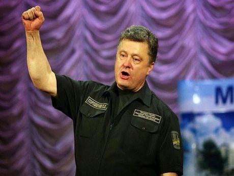 PETRO POROSHENKO: Ong vua socola thanh tong thong Ukraine - Anh 2