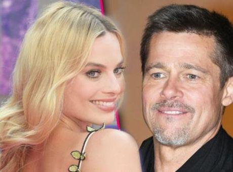 Brad Pitt giau kin tinh moi Margot Robbie vi so Jolie ghen cuong? - Anh 2