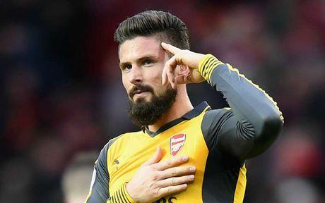 Doi hinh ket hop giau suc tan cong giua Arsenal voi PSG - Anh 12