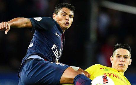 Doi hinh ket hop giau suc tan cong giua Arsenal voi PSG - Anh 4