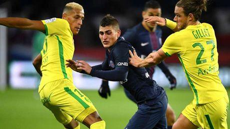 Doi hinh ket hop giau suc tan cong giua Arsenal voi PSG - Anh 8
