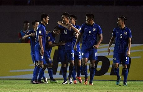 AFF Cup 2016: Thai Lan e ngai truoc suc manh cua Singapore - Anh 1