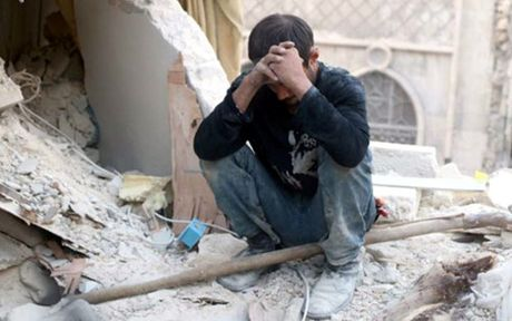 Gan 1 trieu nguoi mac ket tai cac vung chien su o Syria - Anh 1