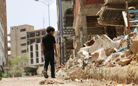 EU keu goi keo dai lenh ngung ban tai Yemen - Anh 1