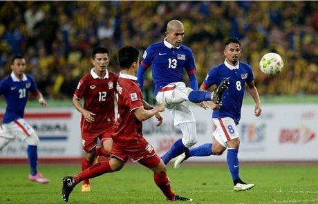 Diem danh nhung 'hung than' cua DT Malaysia - Anh 1