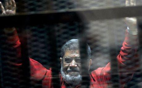 Ai Cap huy an chung than doi voi cuu Tong thong Morsi - Anh 1