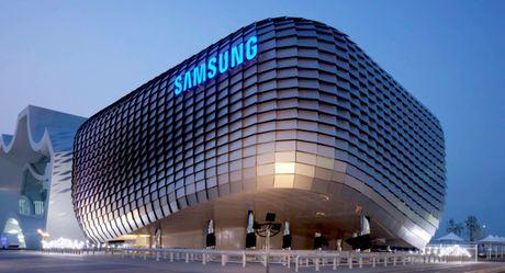 Cong to vien Han Quoc bat ngo kham xet tru so Tap doan Samsung - Anh 1