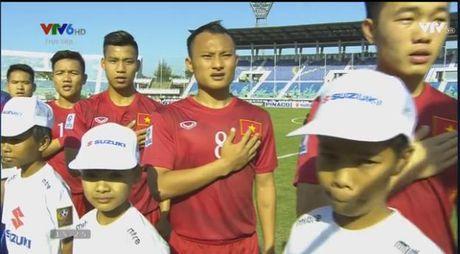 Viet Nam 0 - 0 Malaysia (H 1) - Anh 1