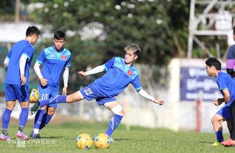 Viet Nam 0 - 0 Malaysia (H 1) - Anh 3