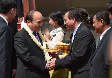 Thu tuong toi Siem Reap du Hoi nghi cap cao CLV 9 - Anh 1