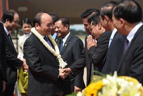Thu tuong toi Siem Reap du Hoi nghi cap cao CLV 9 - Anh 2