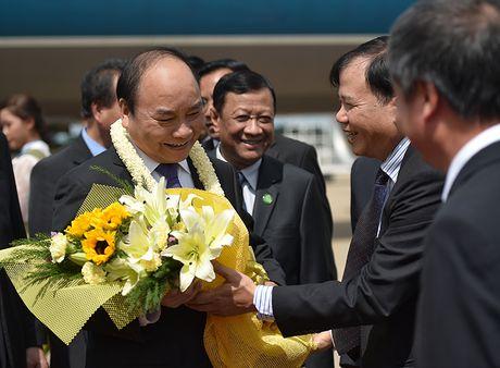 Thu tuong toi Siem Reap du Hoi nghi cap cao CLV 9 - Anh 3