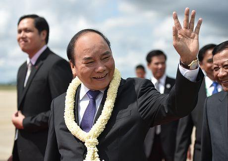 Thu tuong toi Siem Reap du Hoi nghi cap cao CLV 9 - Anh 4
