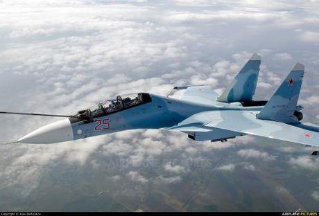 Nga: Viet Nam se mua Su-30SM lam at chu bai - Anh 1