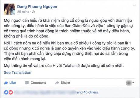 Phu nhan trach nhiem o hang giay, Hari Won truoc khac sau? - Anh 1