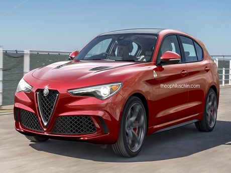 Alfa Romeo Giulietta moi se so huu ngoai hinh nhu the nao? - Anh 1
