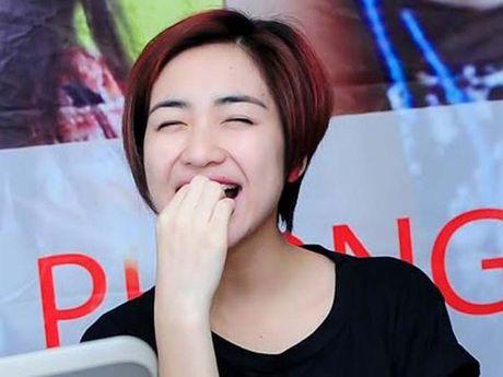 Hoa Minzy 'noi loan', sexy sau thua nhan bi Cong Phuong bo roi - Anh 8