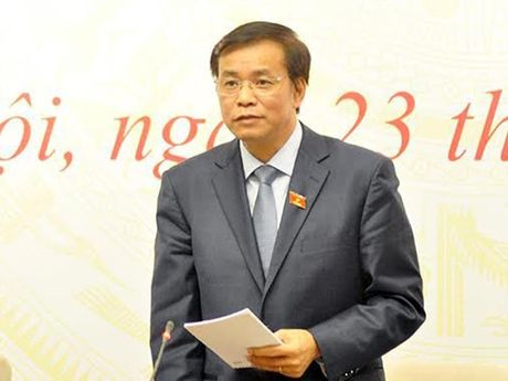 Ong Vu Huy Hoang co quyen kien nghi quyet dinh cua co quan chuc nang - Anh 1