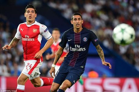 Thong tin va du doan tran Arsenal vs PSG, 02h45 ngay 24/11 - Anh 1