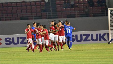 Indonesia danh roi chien thang truoc Philippines tai AFF Cup 2016 - Anh 1