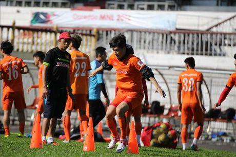 DT Malaysia vs DT Viet Nam: Huu Thang su dung doi hinh nao? - Anh 1