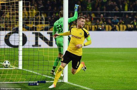 Dortmund 8-4 Legia: Marco Reus, Kagawa va su dien ro - Anh 3