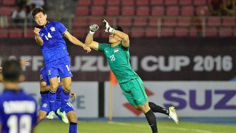 HLV Singapore noi gi sau tran thua sat nut Thai Lan o AFF Cup 2016? - Anh 1