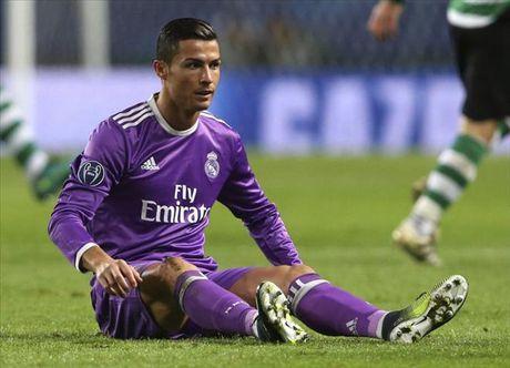 Cristiano Ronaldo co tran dau te nhat tai Champions League - Anh 1
