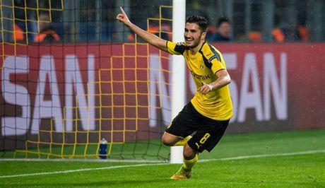 Ghi 8 ban, Reus lap hat-trick, Dortmund 'dan mat' ca troi Au - Anh 4