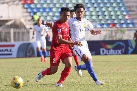 Cham diem DT Viet Nam vs Malaysia: Goi ten Trong Hoang - Anh 2