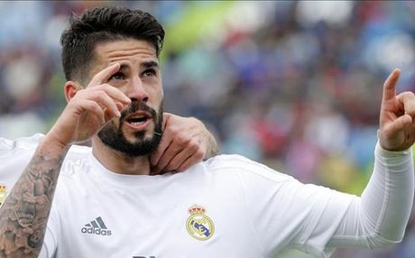 Isco khao khat duoc gia han voi Real Madrid - Anh 1