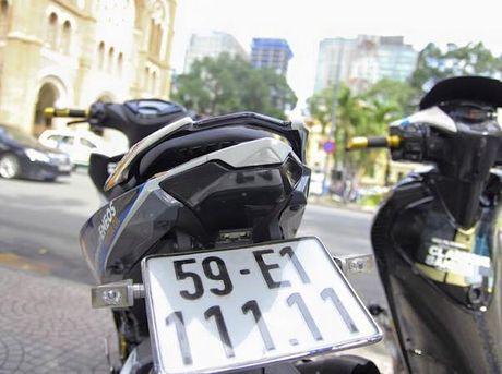 Yamaha Exciter 135 'khung nhat Viet Nam' do hon 300 trieu - Anh 10