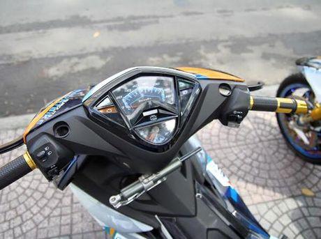 Yamaha Exciter 135 'khung nhat Viet Nam' do hon 300 trieu - Anh 3