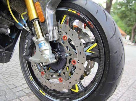 Yamaha Exciter 135 'khung nhat Viet Nam' do hon 300 trieu - Anh 4