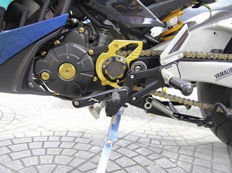 Yamaha Exciter 135 'khung nhat Viet Nam' do hon 300 trieu - Anh 6