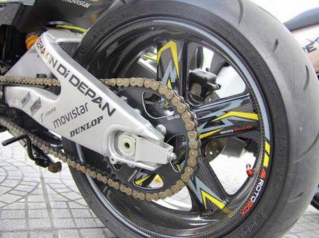 Yamaha Exciter 135 'khung nhat Viet Nam' do hon 300 trieu - Anh 8
