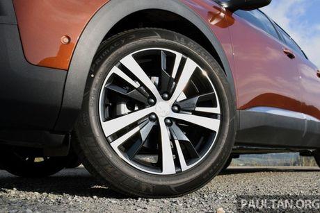 Peugeot 3008 the he moi - doi thu Mazda CX-5 co gi? - Anh 5